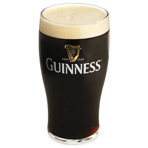 tall glass of Guiness