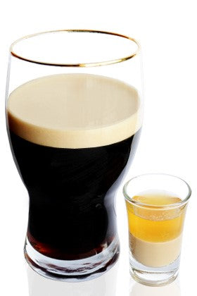 Irish Car Bomb cocktail