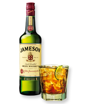 Jameson and coke