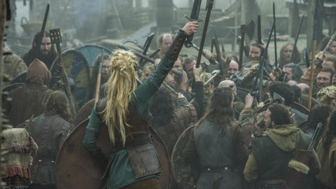 Scene from Vikings