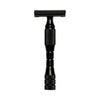 tac black double edge safety razor