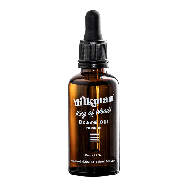King of Wood Beard Oil
