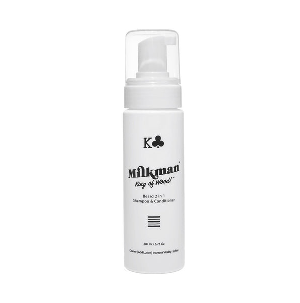 King of Wood beard shampoo