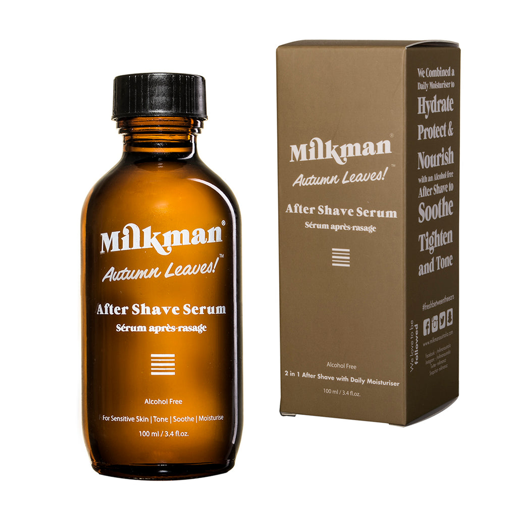 After Shave Serum (Autumn Leaves)