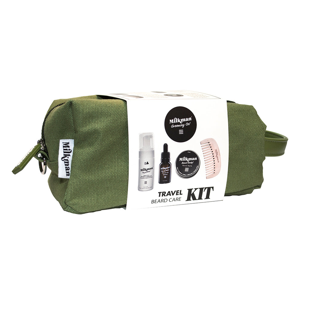 Milkman Travel Kit