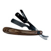 Cut Throat Razor (Wood Handle)
