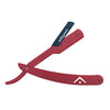 red cut throat razor