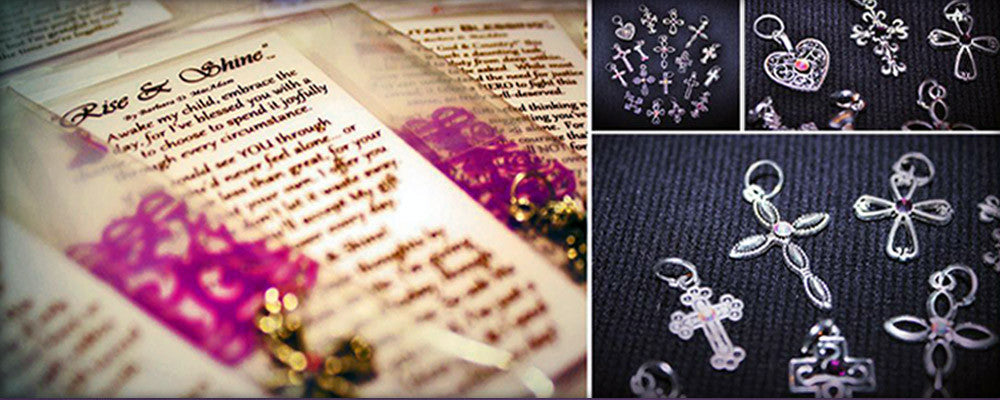 Pocket Blessings with Charms Gifts - www.purplewishinggate.com