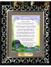 Her Heavenly Hugs - Sympathy Gift - PurpleWishingGate.com