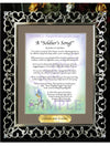 A Soldier's Song! - Military Gift - PurpleWishingGate.com