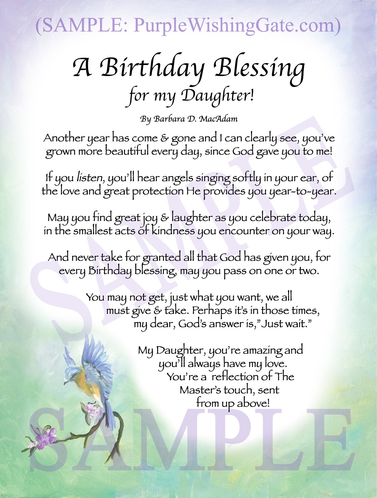 Daughter 40th Birthday Card Verses Luxury 4th Daughters Poems Msuk12connect 55 Wishes For