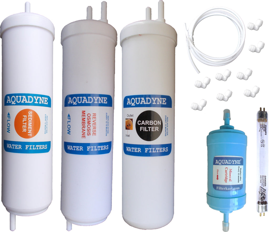 RO Service Kit for Aquaguard Splash RO + UV + MTDS Water Purifier