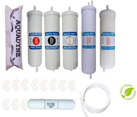 Filter Service Kit for Faber Galaxy RO+UF+MAT Water Purifier