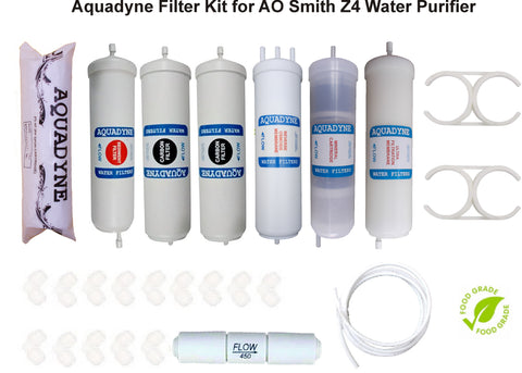 RO Filter Service Kit for AO Smith Z4 Water Purifiers