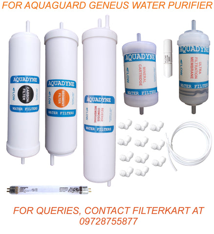 RO Service Kit for Aquaguard Geneus RO UV UF Water Purifier