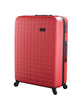 "Hardside 4-wheels suitcase Red (29"") 12146PC"