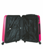"HARDSIDE 4-WHEELS SUITCASE FUCHSIA (25"" UPRIGHT) 12325PC"