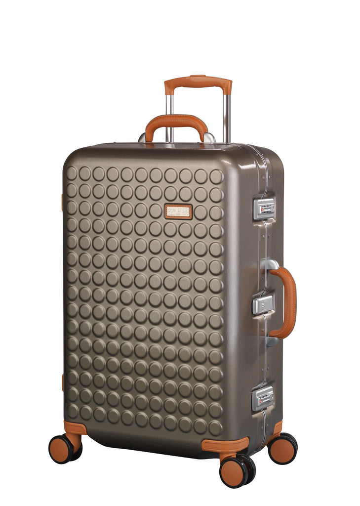 "Hardside 4-wheels suitcase Champaign (27"") 16125PC"