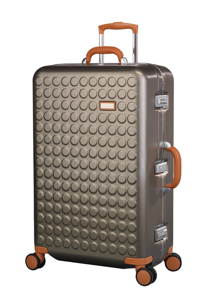 "Hardside 4-wheels suitcase Champaign (30"") 16126PC"