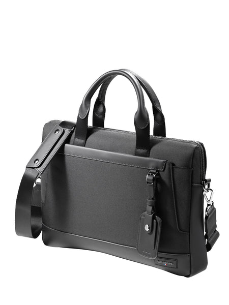 "Laptop Briefcase 13"" Black 22137"