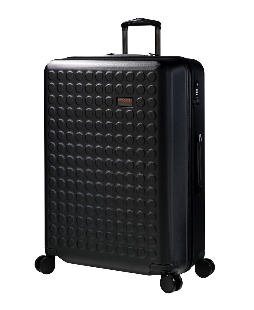 "Hardside 4-wheels suitcase Black (28"") 22146PC"