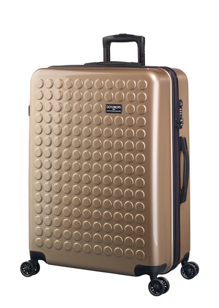 "HARDSIDE 4-WHEELS SUITCASE CHAMPAIGN (29"" UPRIGHT) 22326PC"