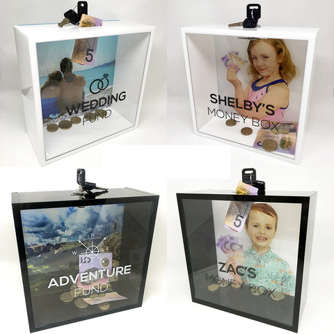 Personalised Photo Money Box