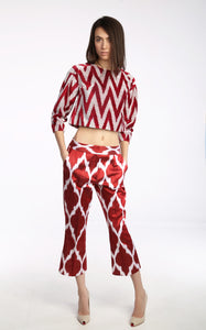 Ikat Flair Culottes