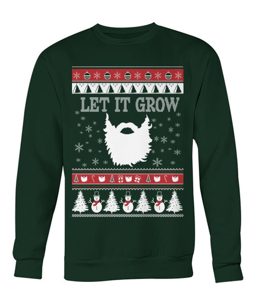 Let it grow bearded Sweater