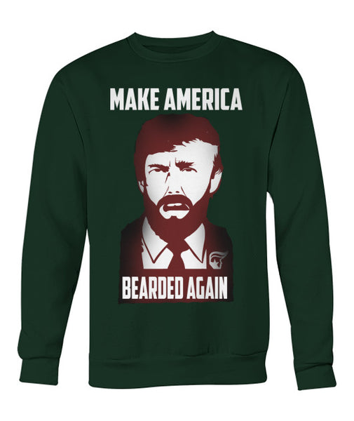 Make America Bearded Again
