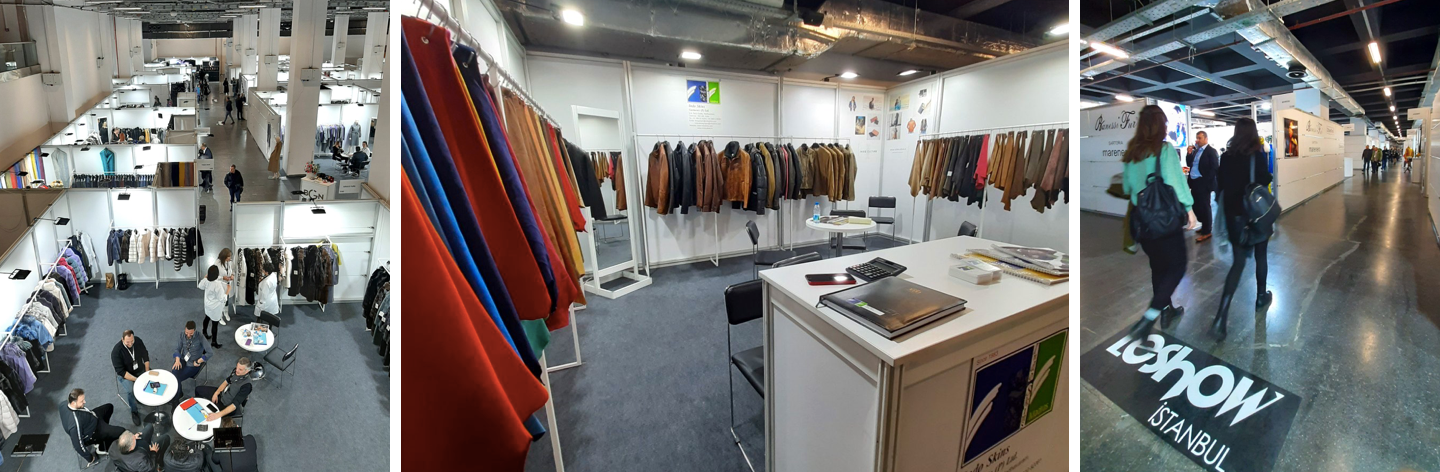 istanbul le show winter leather fair