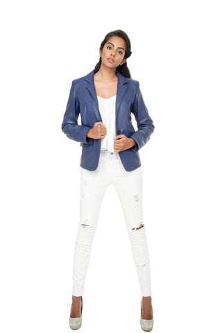 IC Blue blazer