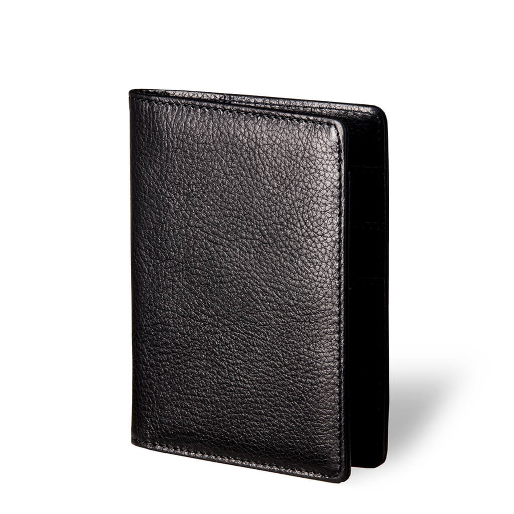 Passport holder 'Eve' black