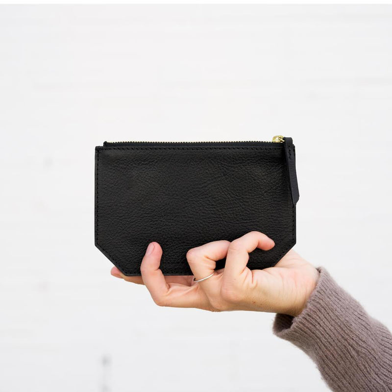 Coin holder 'Liv' black