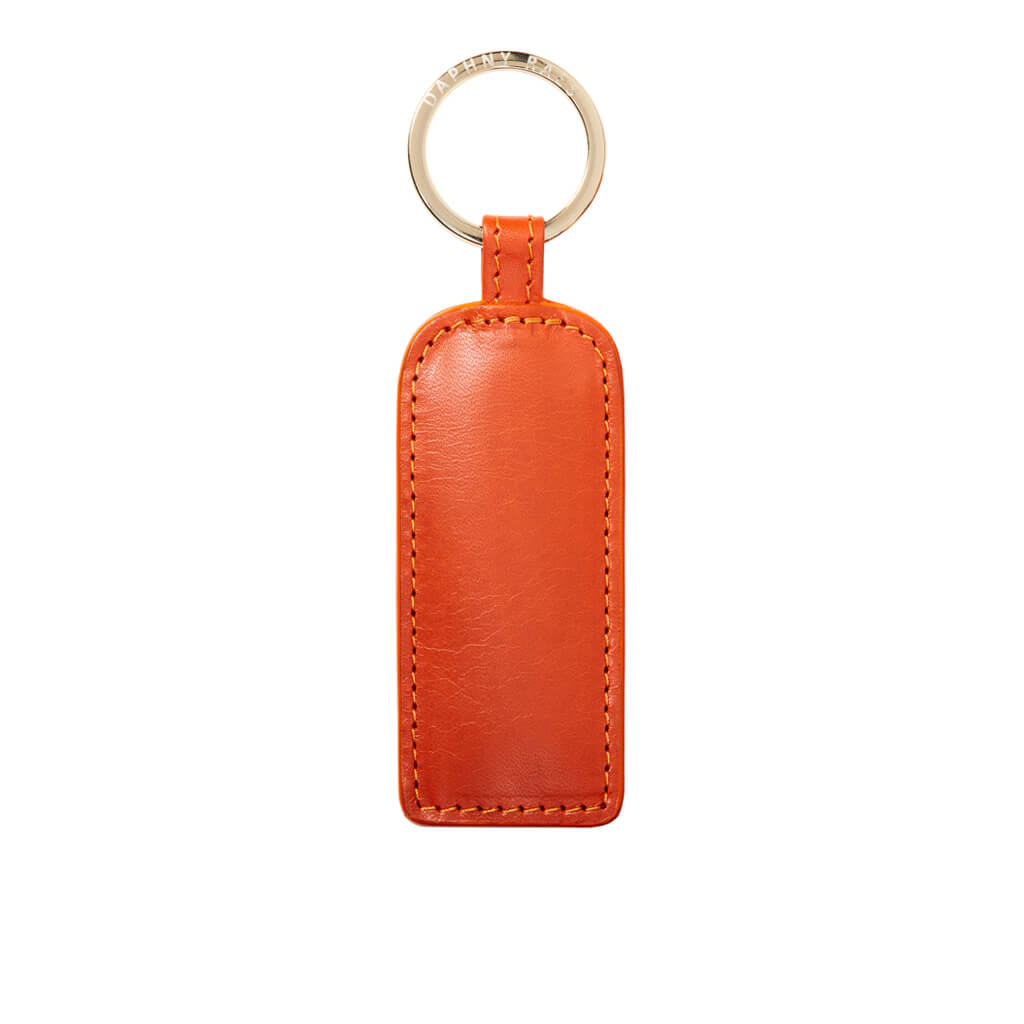 Keychain 'Kate' orange