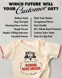 Baby T-Shirt - Mysterio Predicts Your Baby's Future