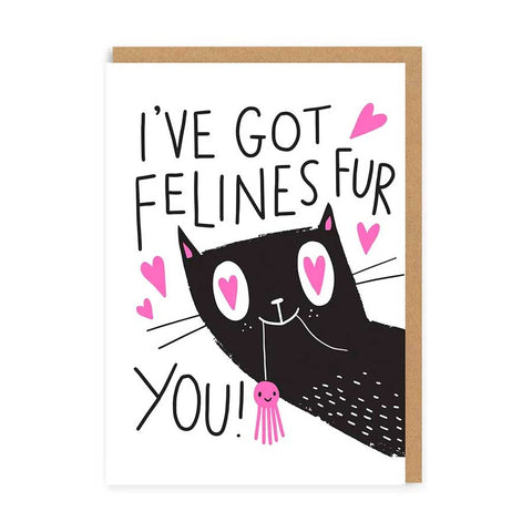 Card - Felines Fur You