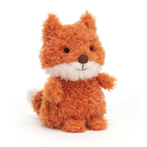 fox plush toy gift