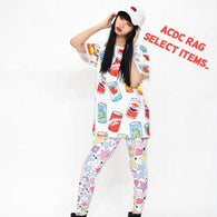 kawaii leggings pastel cute