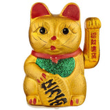 Lucky Waving Cat - Maneki Neko - Large