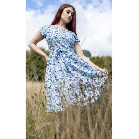 narwhal dress