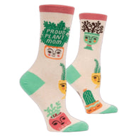 Ladies Ankle Socks - Plant Mom