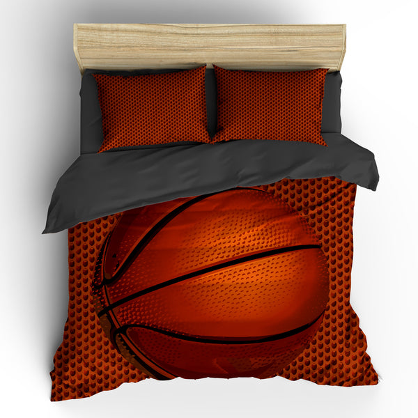 Textured Basketball Dimples Bedding