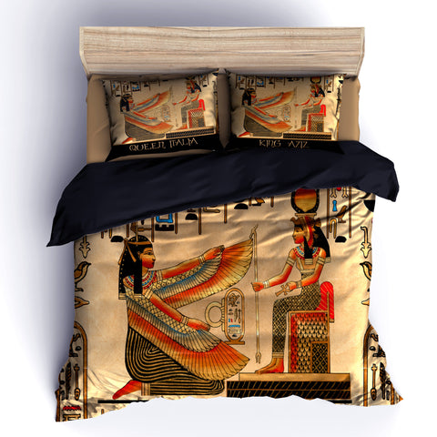 Egyptian Designer Bedding