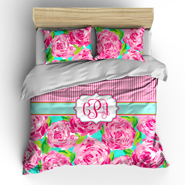 Romantic Roses Floral Bedding