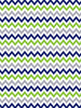Chevron Traditional  Multi Color