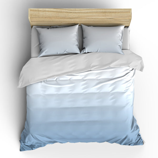 Gradient Blue Bedding