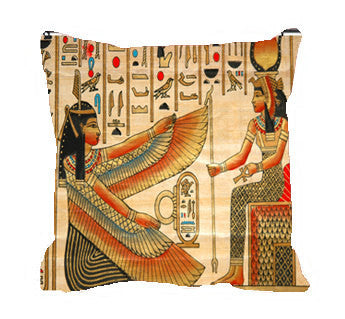 Egyptian Theme Pillows