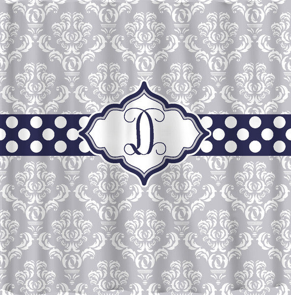 AA Damask with or with out Personalization