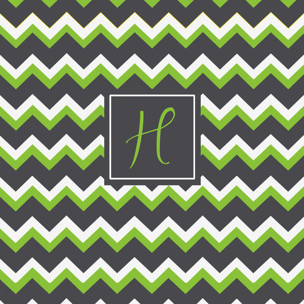 Multi Color Chevron with Personalization